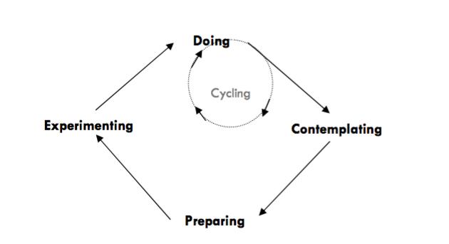 Doing Cycle